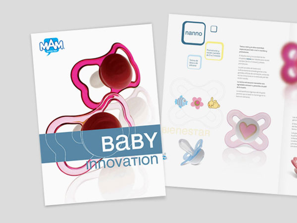 MAM - Baby innovation