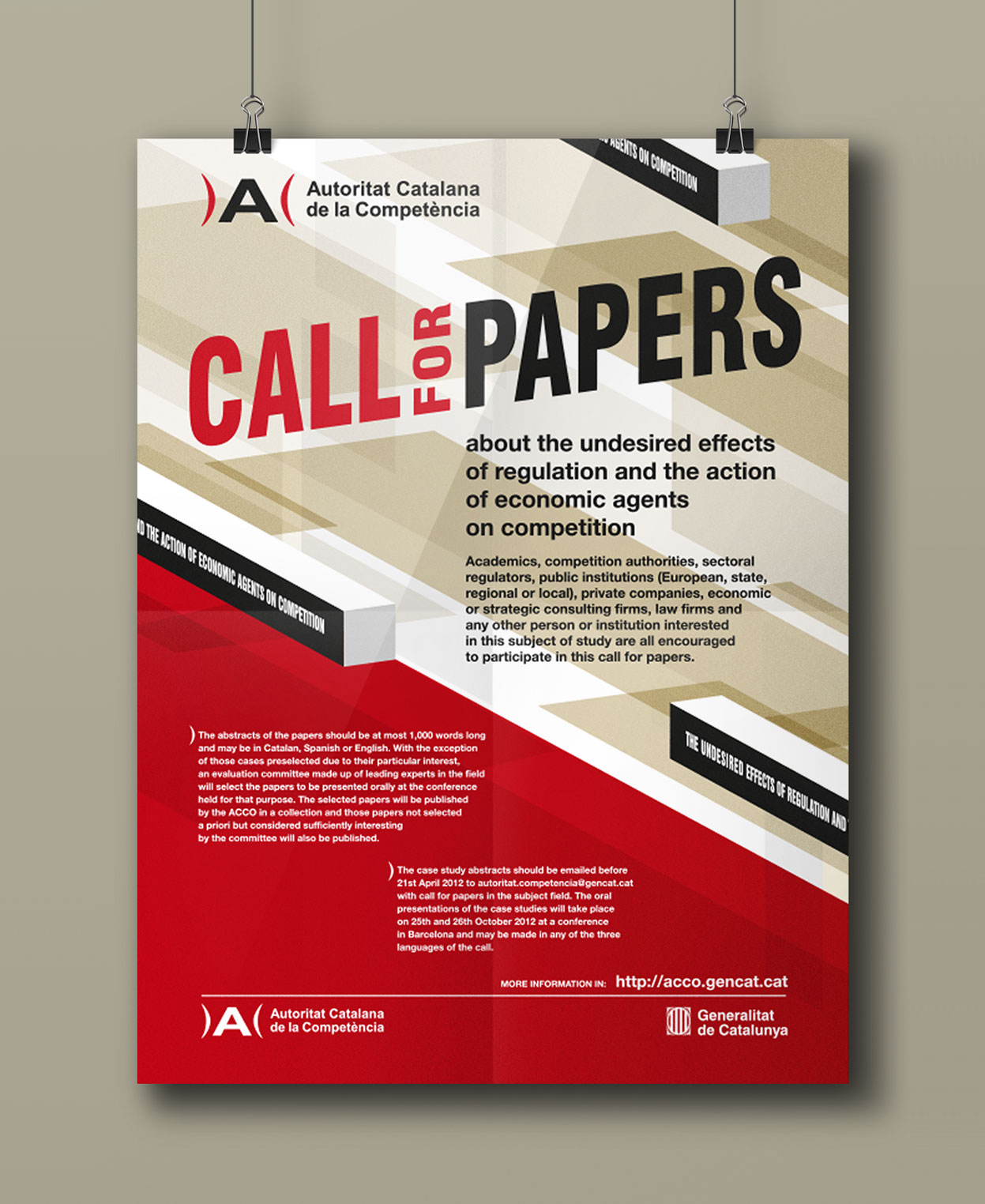 Call for Papers - ACCO